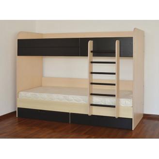 Кровать двухъярусная Макс 80*200 Летро
