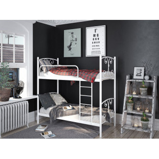 Двухъярусная кровать Tenero Жасмин