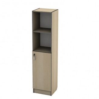 Шкаф ШС-21 У Бюджет Плюс ТИСА-мебель