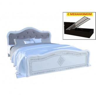 Кровать Луиза люкс с механизмом 180*200 MiroMark