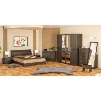 Спальня Токио Шкаф 4Д Мебель-Сервис