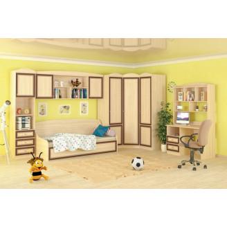 Детская Спальня-2 Дисней Мебель-Сервис