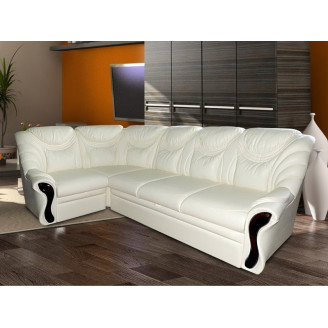 Угловой раскладной диван Матис дельфин МКС