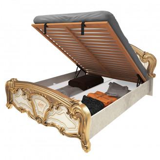 Кровать Реджина Голд с механизмом MiroMark