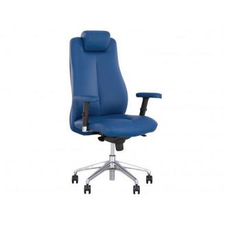 Кресло для руководителя Sonata R steel ES AL32 Nowy Styl