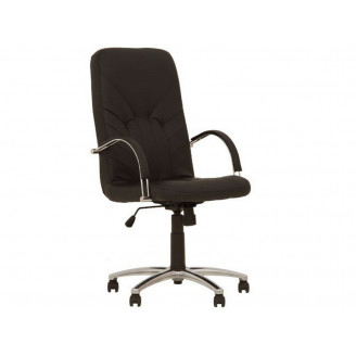 Кресло для руководителя Manager steel Tilt AL68 Nowy Styl
