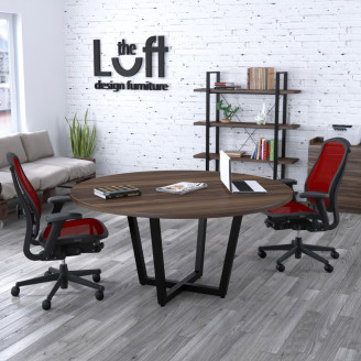 Стол для переговоров Loft design D-1600