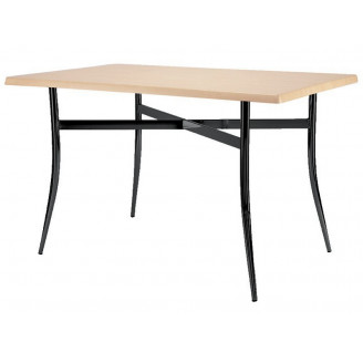 База для стола Tracy duo black Nowy Styl