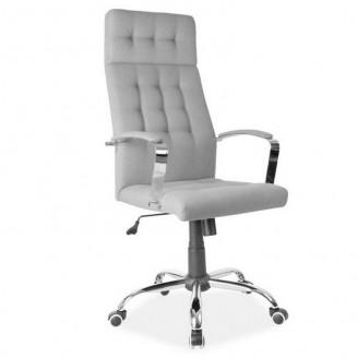 Офисное кресло Q-136 серый Signal