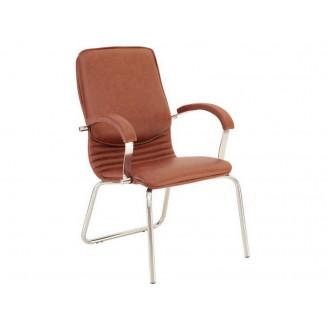 Кресло для руководителя Nova steel CFA LB chrome Nowy Styl