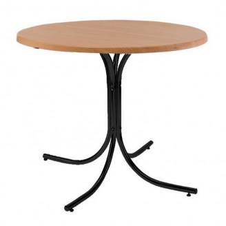 База для стола Rozana black Nowy Styl