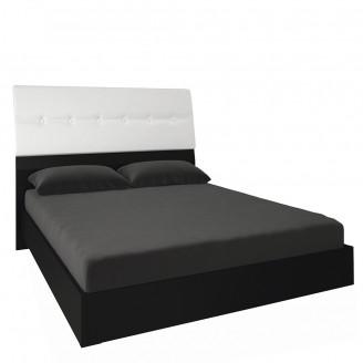 Кровать Терра Мягкая спинка MiroMark