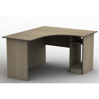 Стол угловой СПУ-2 140*120 Бюджет ТИСА-мебель