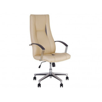 Кресло для руководителя King steel Tilt AL35 Nowy Styl