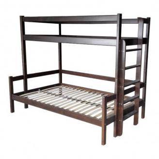 Кровать двухъярусная трансформер Санта Семейная Voldi