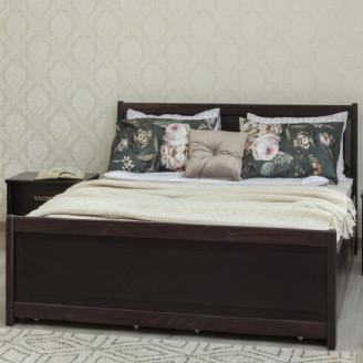 Кровать Сити с филенкой Олимп