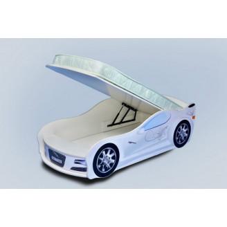 Кровать-машинка Jaguar с механизмом MebelKon