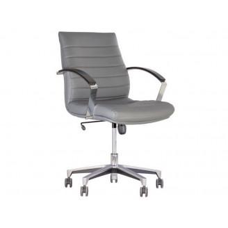 Кресло для руководителя Iris steel LB Tilt AL35 Nowy Styl