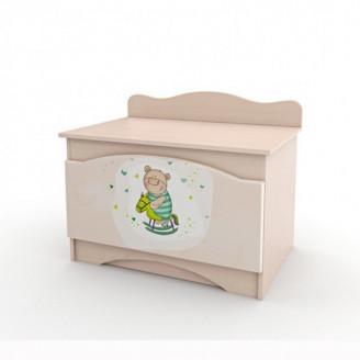 Ящик для игрушек Зайки Вальтер