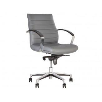 Кресло для руководителя Iris steel LB MPD AL35 Nowy Styl