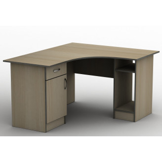 Стол угловой СПУ-5 160*140 Бюджет ТИСА-мебель