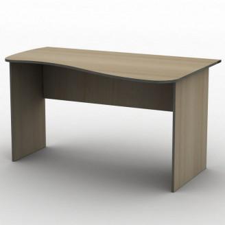 Стол письменный СПУ-7 100*75 Бюджет ТИСА-мебель