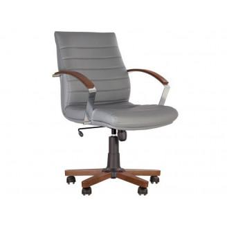 Кресло для руководителя Iris wood LB Tilt EX4 Nowy Styl