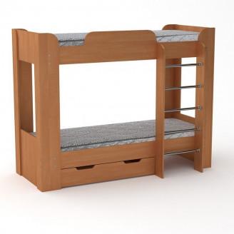 Двухъярусная кровать Твикс-2 с ящиком 190*70 Компанит