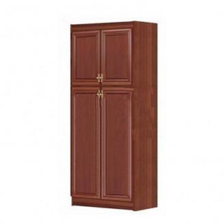 Шкаф двухдверный Домино Скай