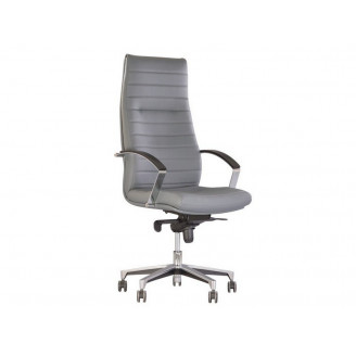Кресло для руководителя Iris steel MPD AL35 Nowy Styl