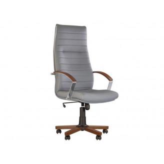 Кресло для руководителя Iris wood TIlt EX4 Nowy Styl