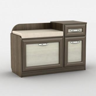 Тумбы для обуви ТО-105 АКМ ТИСА-мебель