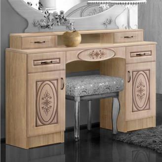 Туалетный столик без зеркала Василиса Мастер форм