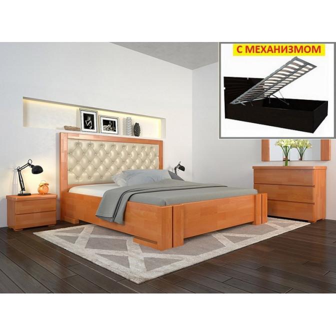 Кровать с механизмом Амбер ромбы Арбор Древ