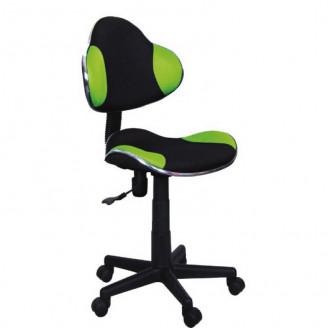 Офисное кресло Q-G2 зеленый + черный Signal