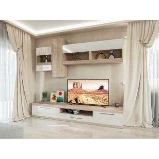 Стенка Пальмира Мир Мебели