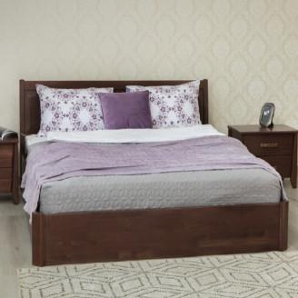 Кровать Сити с механизмом с филенкой Олимп