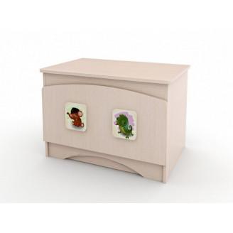 Ящик для игрушек 3в1 Вальтер