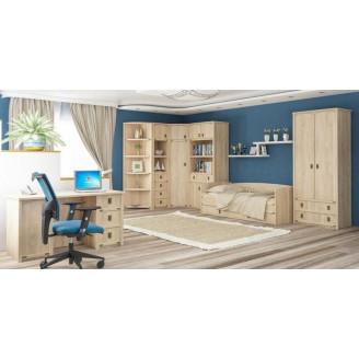Детская спальня Валенсия-1 Мебель-Сервис