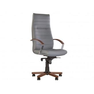 Кресло для руководителя Iris wood MPD EX4 Nowy Styl