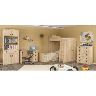 Детская спальня Валенсия-3 Мебель-Сервис