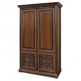 Шкаф двухдверный Тоскана Скай