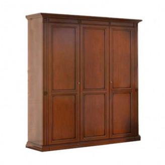 Шкаф трехдверный Набукко Скай