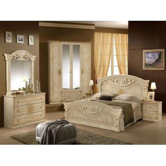 Спальня Рома 4Д Мебель-Сервис