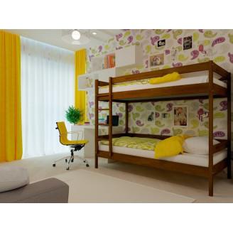 Двухъярусная кровать Твикс Неомебель