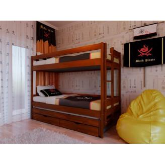 Двухъярусная кровать Трио Неомебель